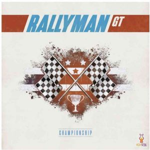 Rallyman GT - Championship Expansion